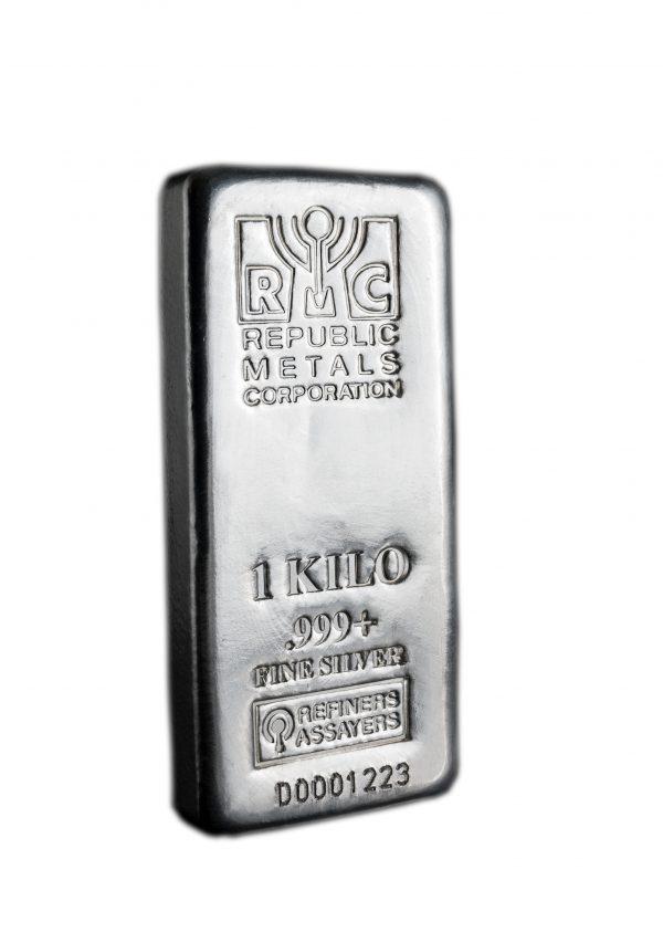 Kilo Silver Bar-0