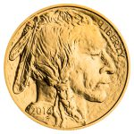1 oz Gold Buffalo-320