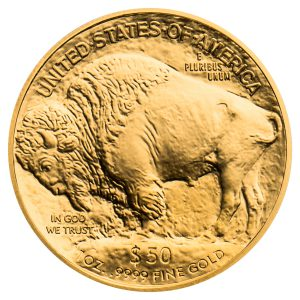 1 oz Gold Buffalo-0