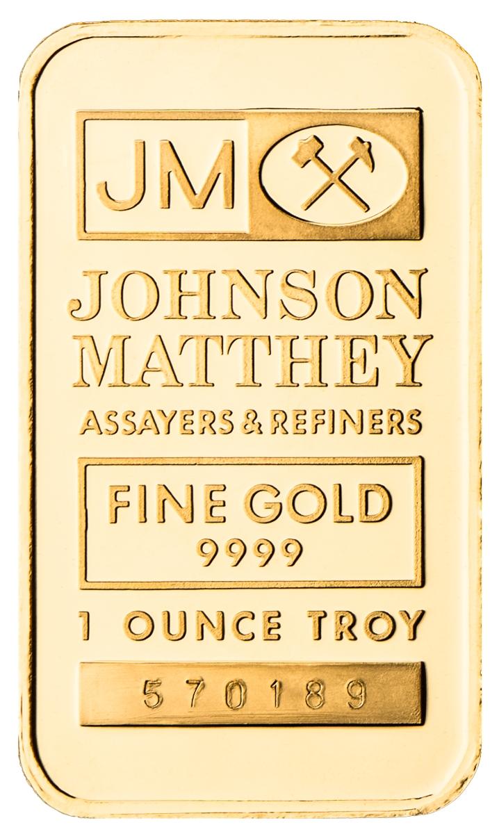 1 oz Gold Bar-243