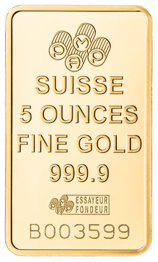 5 oz Gold Bar-0