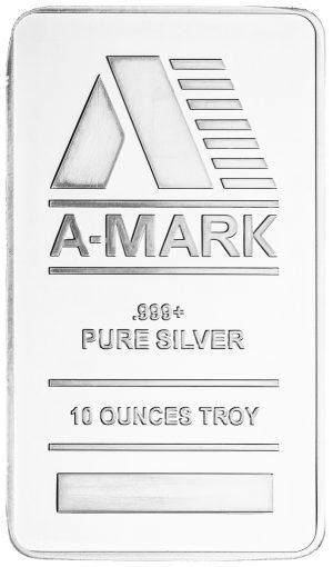 10 oz Silver Bar-0