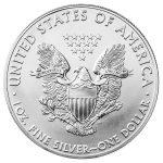1 oz. Silver Eagle-285