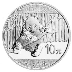 1 oz Silver Panda-0