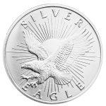 1 oz Silver Round-295