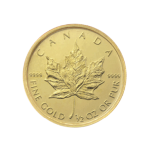 1/2 oz Gold Maple Leaf-146