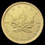 1/2 oz Gold Maple Leaf-150