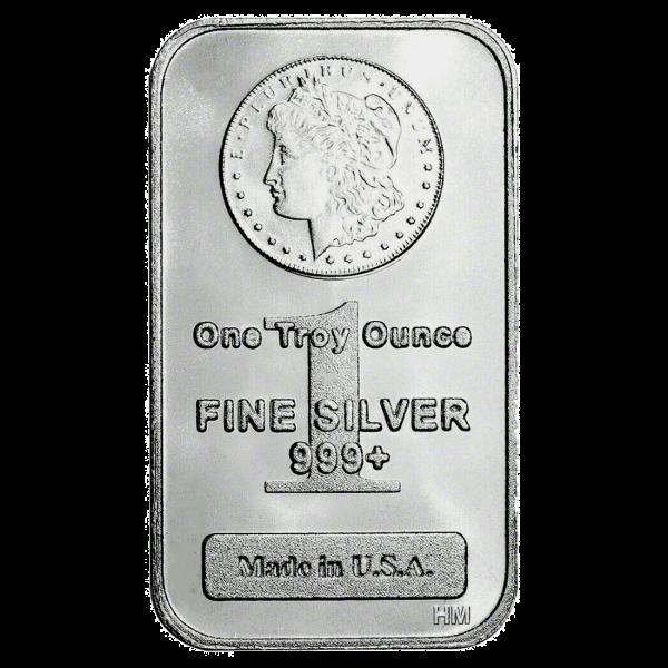 1 oz Silver Bar