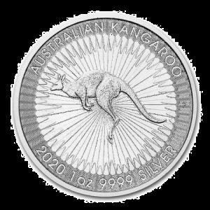 1 oz Silver Kangaroo (2020)