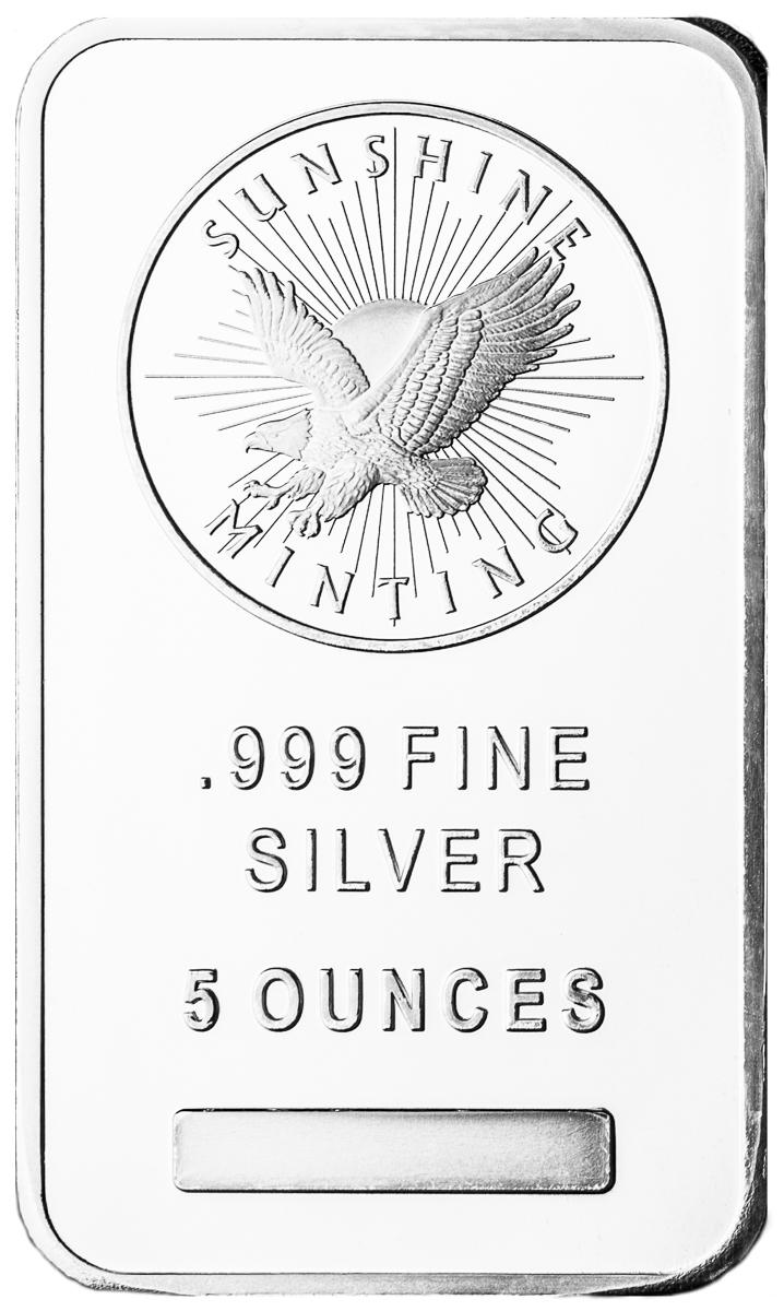 5 oz Silver Bar-271