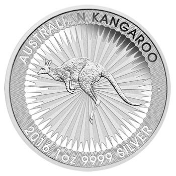 1 oz. Silver Krugerrand-0