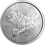 1 oz Silver Wolf (SML) Predator Series-0