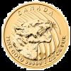 1 oz Gold Cougar