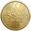 2020 Gold Maple Leaf by the Royal Canadian Mint