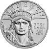 1 oz Platinum Eagle 2021