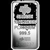 10 oz Platinum Bar