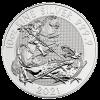 2021 10 oz Silver Valiant
