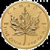 1 oz Gold Maple Leaf (.999)