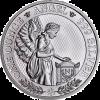 2021 1 oz St. Helena Napoleon Angel Silver Coin