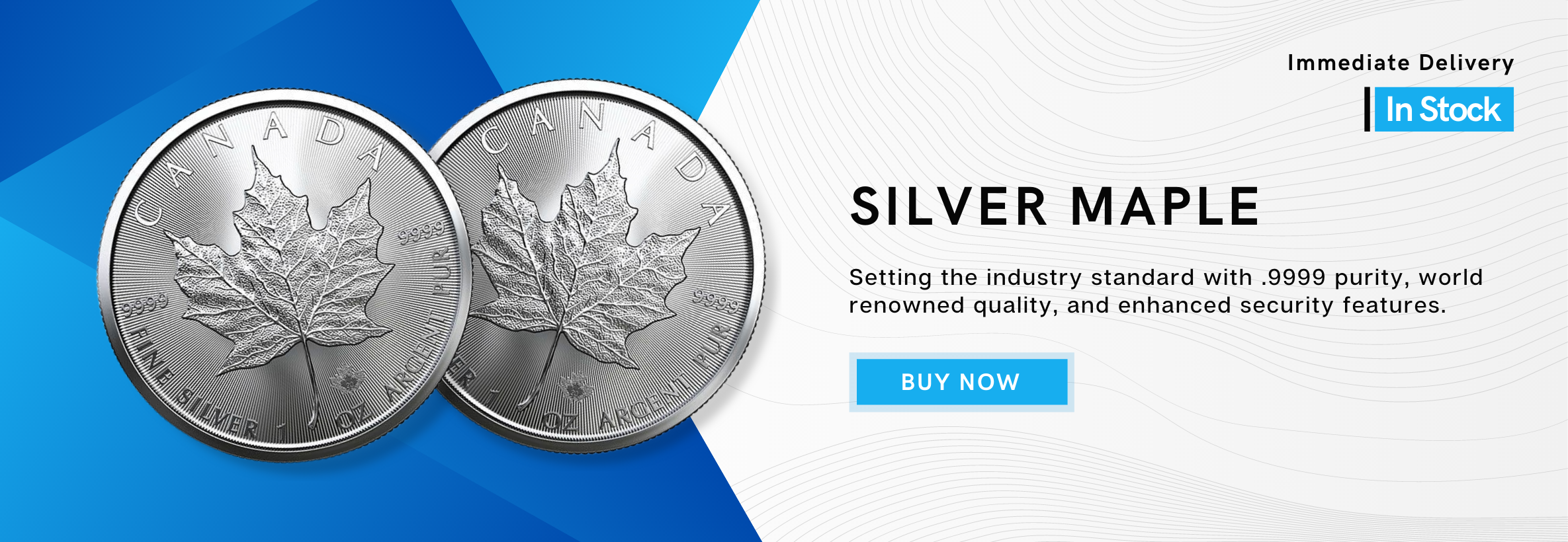 Silver Maple Coin 2021 Royal Canadian Mint