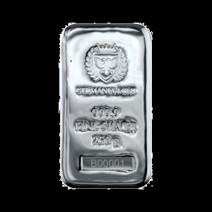 250g Silver Bar Germania